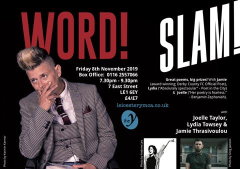 Nov WORD! SLAM joelle Taylor