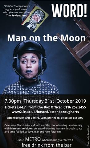 Man on the Moon October 2019